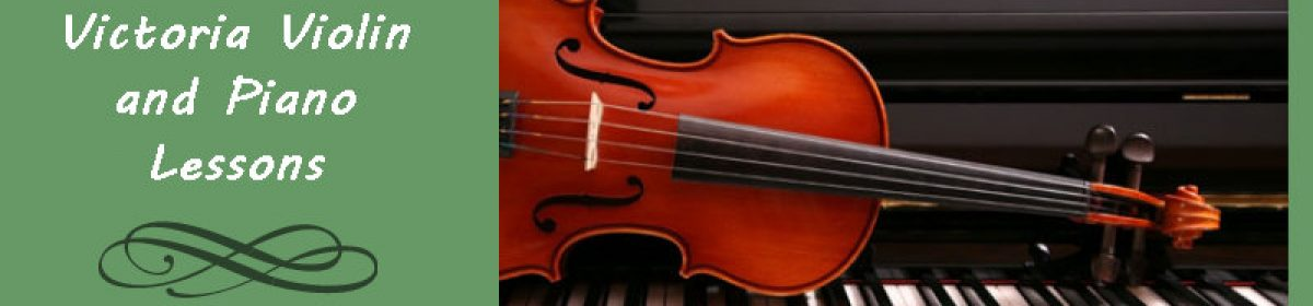 Victoria Violin and Piano Lessons